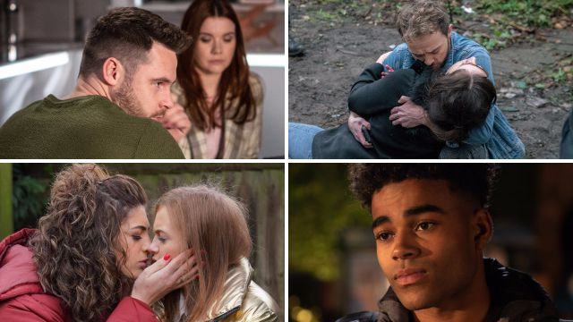 Soap spoilers for Aaron in Emmerdale, David and Shona in Coronation Street, Tiffany and Evie in EastEnders and Prince in Hollyoaks