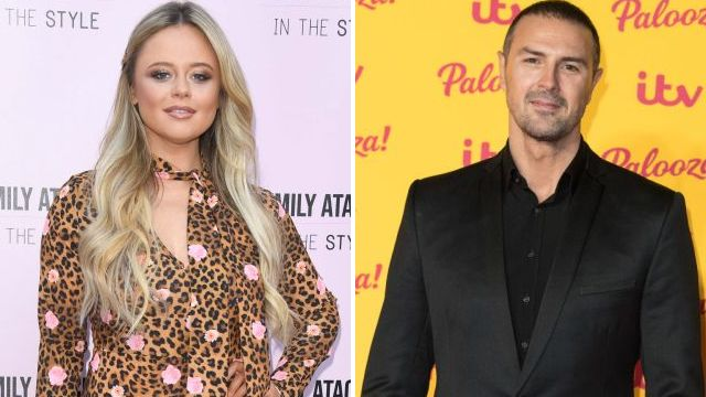 Emily Atack 'always knew' Paddy McGuinness had Celebrity Juice job: 'But it was fun to watch the rumours'