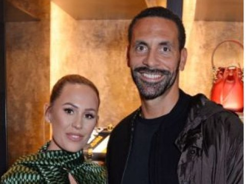 Kate Wright goes all out to propose to nine bridesmaids ahead of wedding with Rio Ferdinand