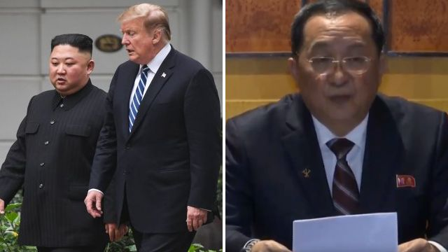 Donald Trump 'turned down North Korea's denuclearization compromise'