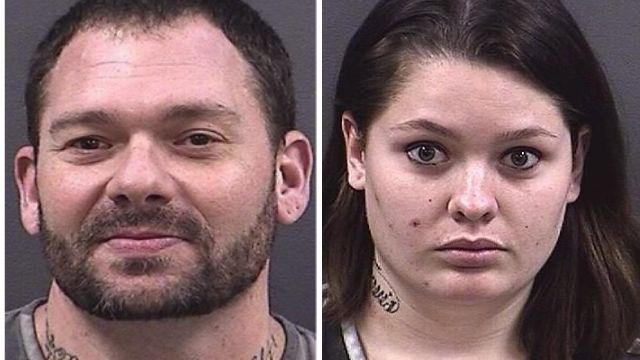 Two arrested after sisters 'had jealous competition to have sex with their dad'