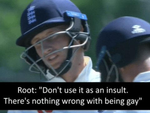 'There's nothing wrong with being gay' – Joe Root calls out Shannon Gabriel for foul and abusive language