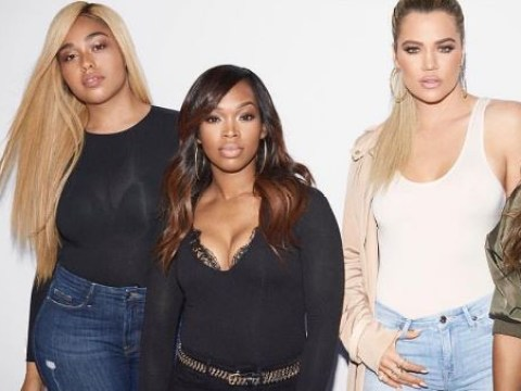 Jordyn Woods removed from Khloe's denim website as Kylie Jenner slashes price of 'Jordy' lip kit