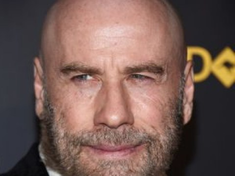 John Travolta got inspiration to go bald from his friend Pitbull