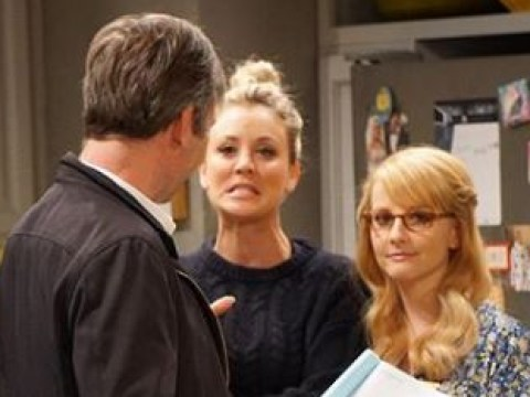The Big Bang Theory's Kayley Cuoco is a 'terrible' influence in hilarious behind-the-scenes photo