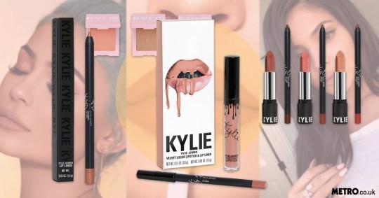 Kylie Jenner cosmetics