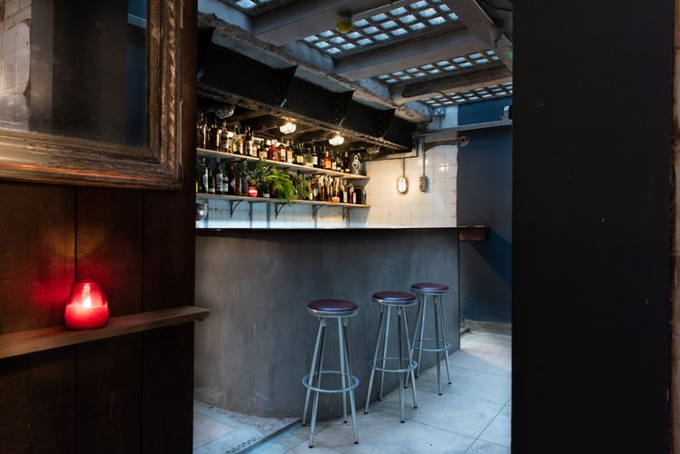Ladies & Gents bar Camden
