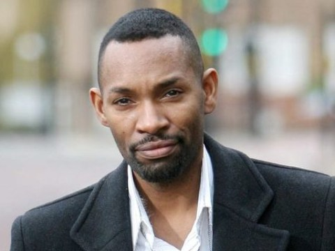 Former EastEnders star Des Coleman returns to work after near death experience