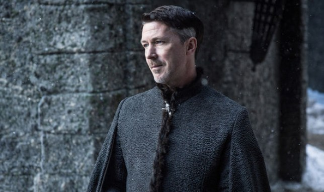 Littlefinger in Game of Thrones season 7