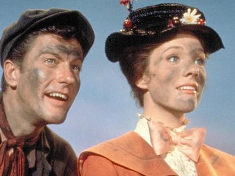 Disney's Mary Poppins branded 'racist' as chimney sweep scene is 'blackface'