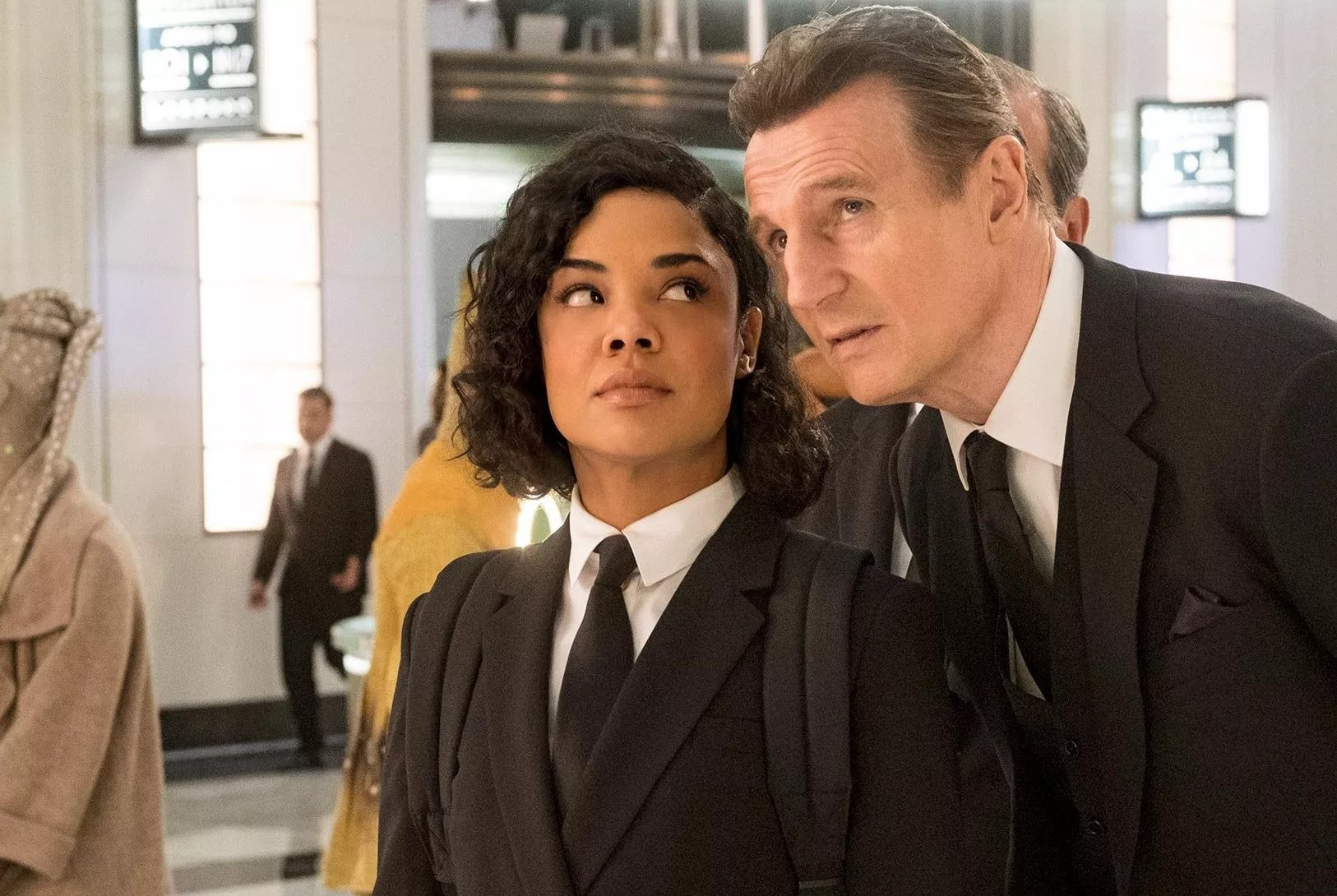 Men In Black 4 reshoots could cost over $10 million as fans call on Liam Neeson to be recast