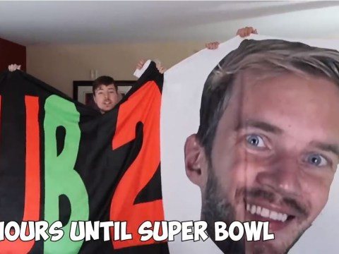 Youtuber Mr Beast explains how he pulled off PewDiePie Super Bowl stunt