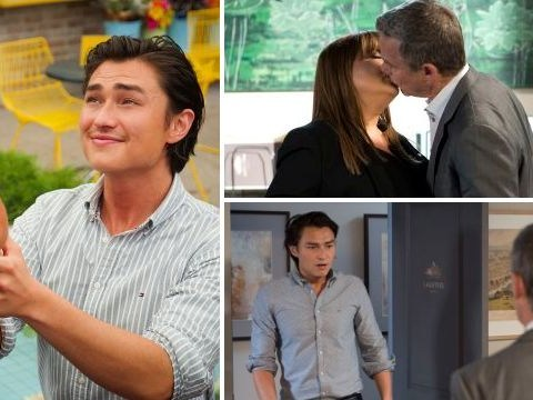 Neighbours spoilers: Terese caught cheating on Leo with his dad Paul Robinson