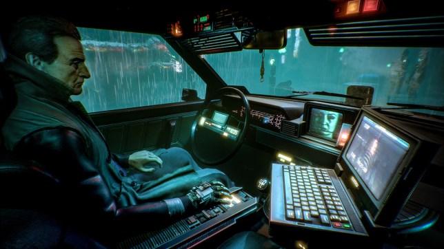 Observer (NS) - cyberpunk redux