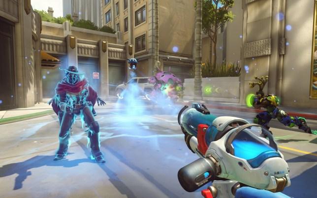 Overwatch teases new medic hero Jean Baptiste Augustin in