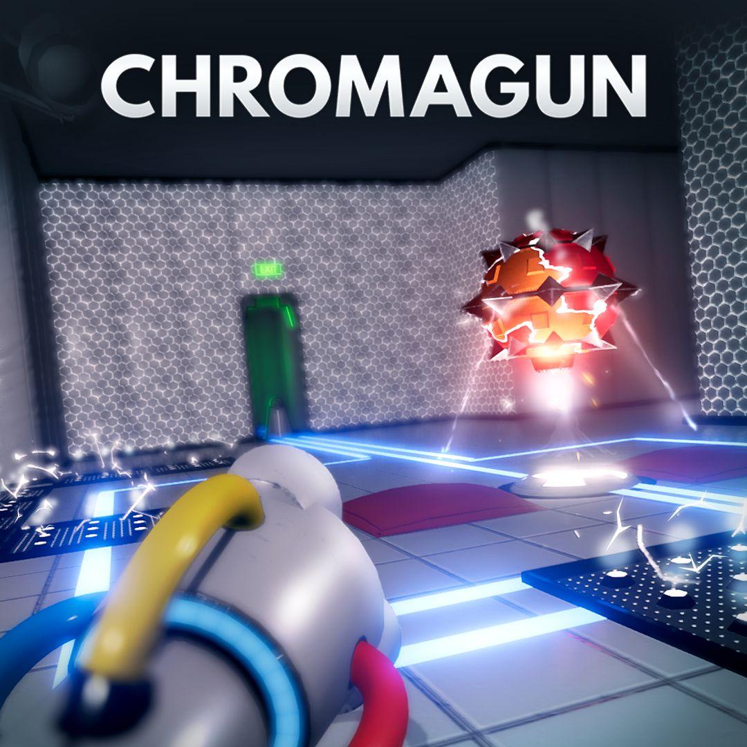 ChromaGun VR review – this was not a triumph