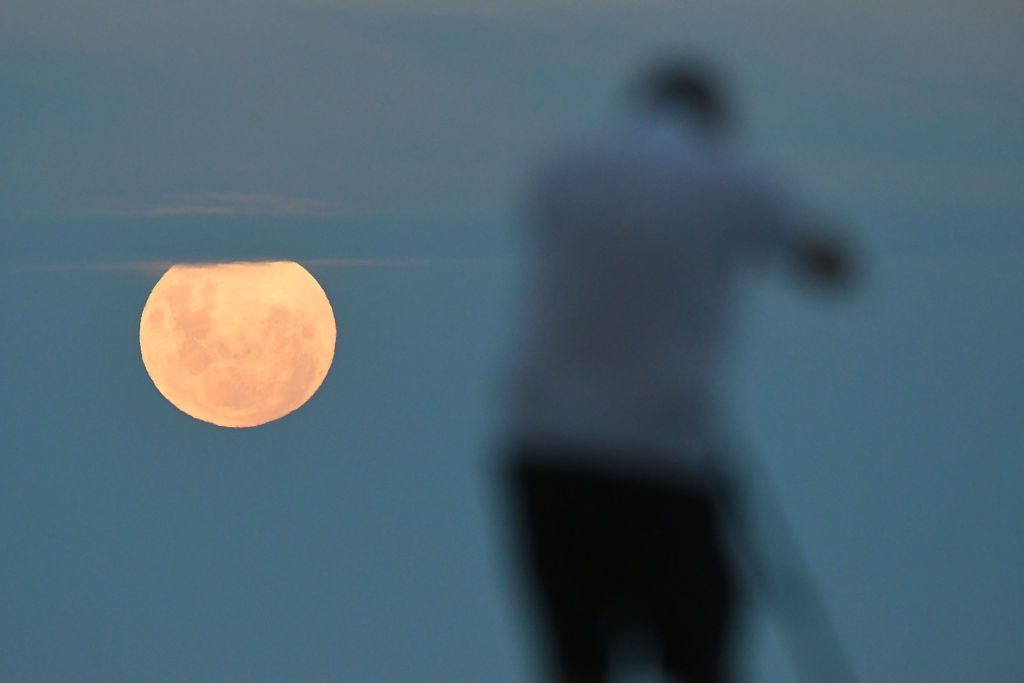 How to photograph epic supermoon 2019 as it passes over the UK