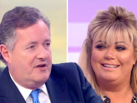 Dancing On Ice's Gemma Collins offers holiday to Piers Morgan for 'boosting her confidence'