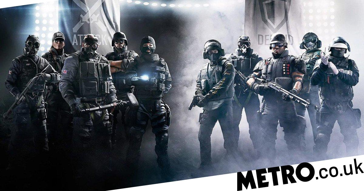 Rainbow Six Siege coming to PS5 and Xbox Series X, will feature cross-play