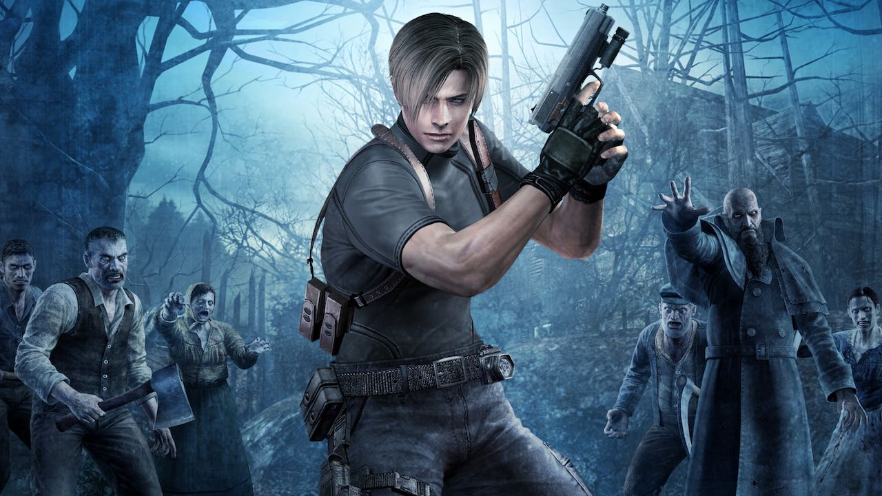Resident Evil 0, 1, and 4 get May release date on Nintendo Switch