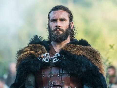 Clive Standen kicks us right in the feels with epic Vikings throwback: 'Those were the days'