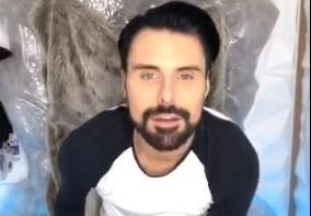 Rylan Clark-Neal has built Big Brother Diary Room and chair in his home and all we can do is bow down