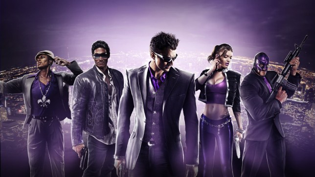 Saints Row is finally getting a proper sequel
