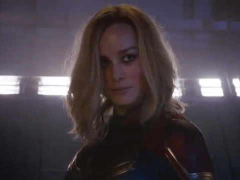 Captain Marvel goes higher, further, faster in new teaser and we're just trying to keep up