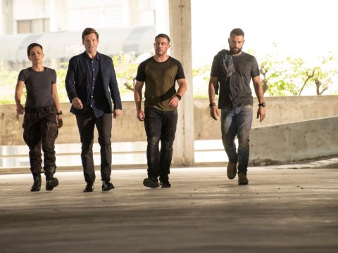 The Audition Room: How the cast of Strike Back got their roles