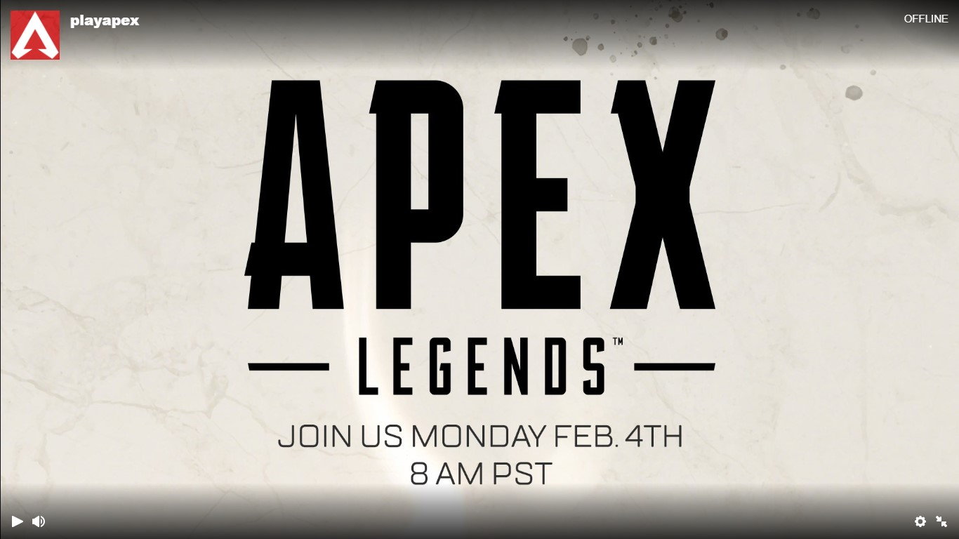 Titanfall Battle Royale game Apex Legends livestream reveal due today