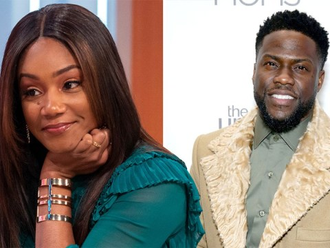 Tiffany Haddish says 'nobody's perfect' in wake of Kevin Hart's homophobic tweets