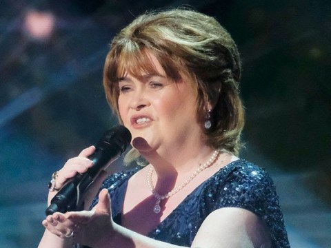 Britain's Got Talent star Ashleigh Butler backs Susan Boyle to win America's Got Talent: The Champions