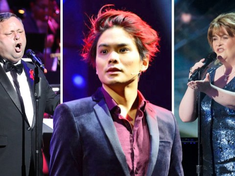 Shin Lim admits he's scared of facing 'Gods' Susan Boyle and Paul Potts ahead of America's Got Talent: Champions clash