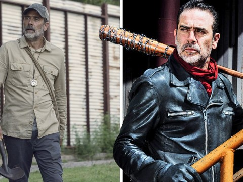 The Walking Dead's Negan is a free man but why is he staying in Alexandria for season 9b?