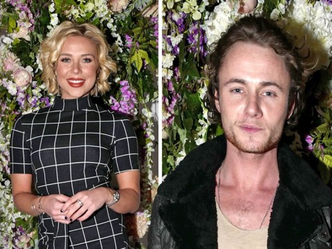 Vikings' Jack McEvoy enjoys lunch with Gabby Allen and Nadia Essex after announcing new music career