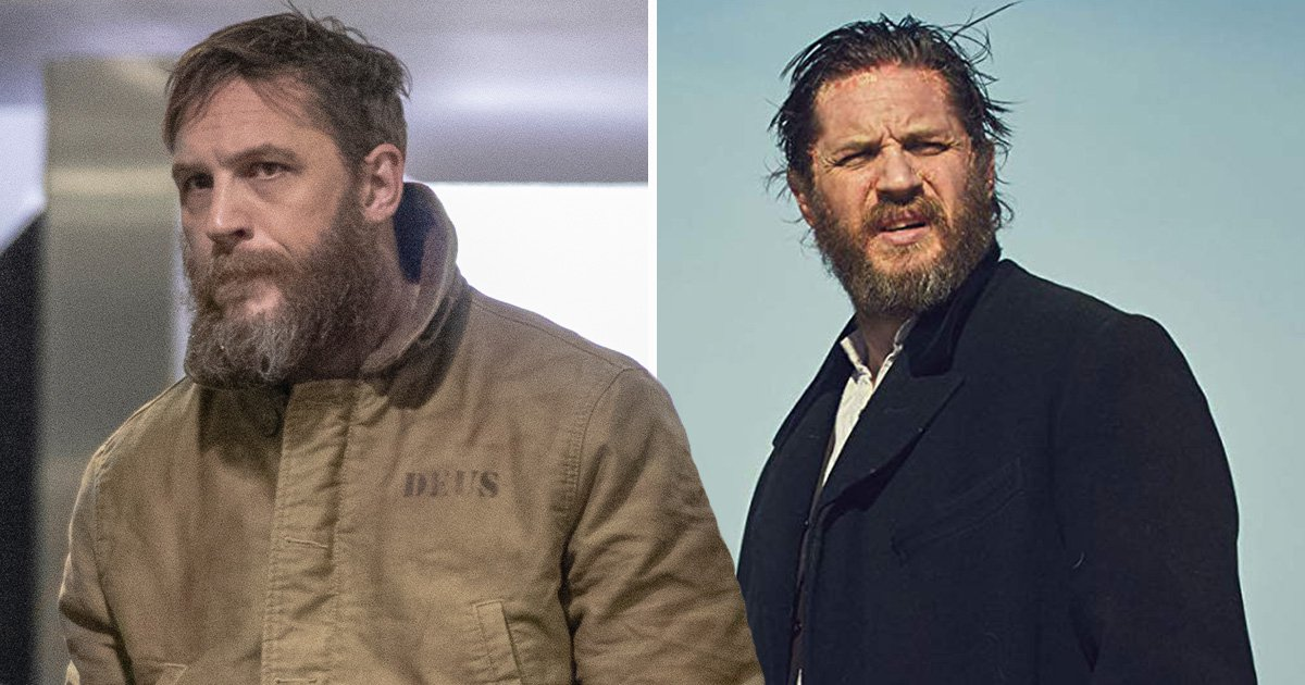 Tom Hardy dons Alfie Solomons chic with massive beard – but does this hint at Peaky Blinders return?