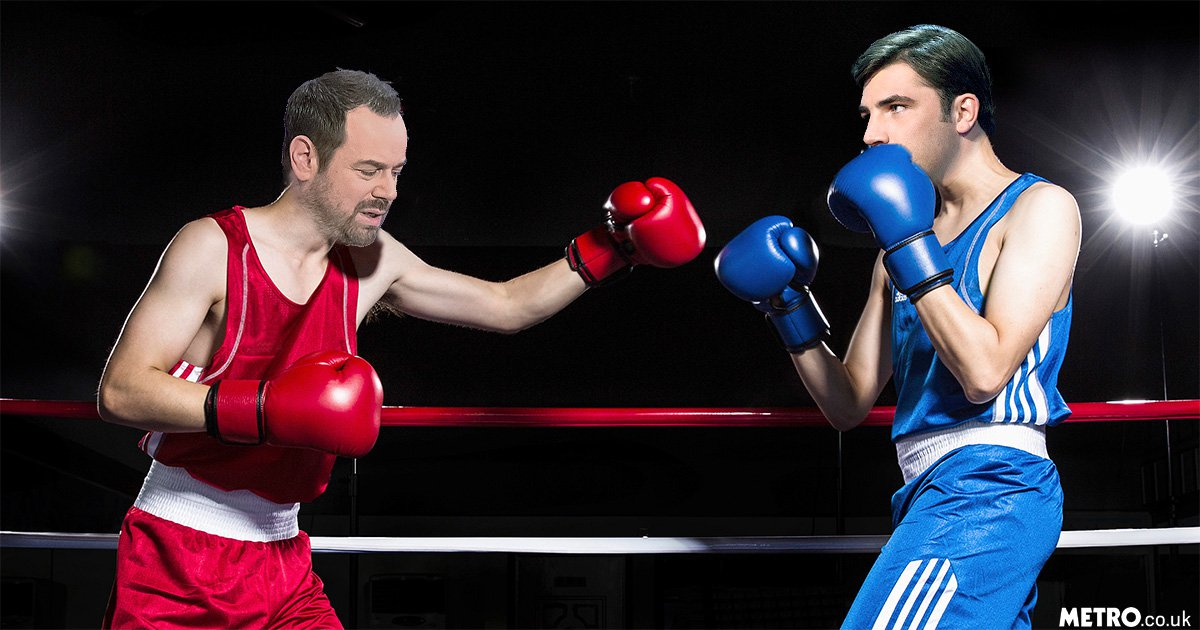 Danny Dyer 'targeted by charity boxing match to fight Jack Fincham in the ring'