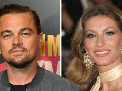 Gisele Bundchen 'numbed herself with drinking and smoking' during romance with Leonardo DiCaprio
