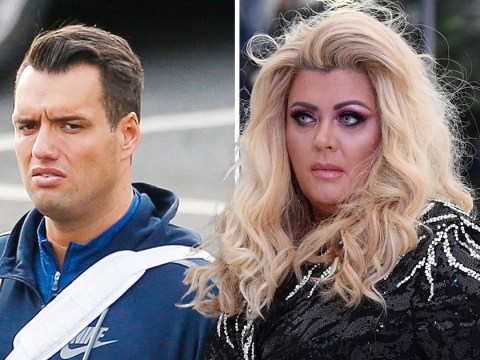 Gemma Collins' ex jailed for breaking partner's arm and threatening to kill her years after Dancing On Ice star accused him of assault