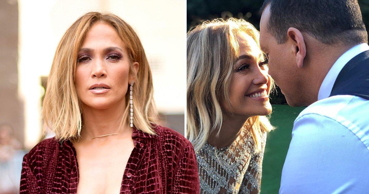Jennifer Lopez celebrates two-year anniversary with boyfriend Alex Rodriguez