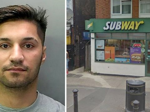 Customer stabbed for asking raging man to wait in the queue at Subway