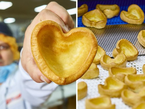 Aunt Bessie's launch heart-shaped Yorkshire puddings for Valentine's Day