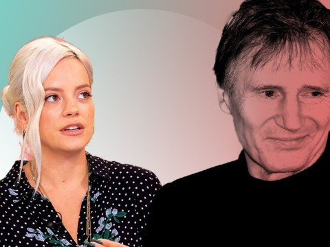 Lily Allen dedicates her song 'F*** You' to Liam Neeson as she slams 'racist anecdote'