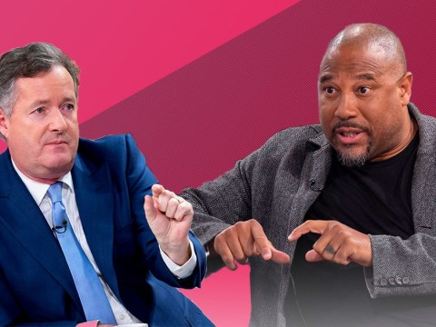 John Barnes calls Piers Morgan 'insulting and condescending' over Liam Neeson's racism row