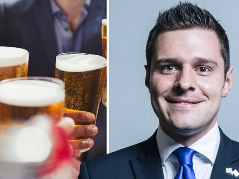 Tory MP kicked out of Parliament bar 'for groping young men'