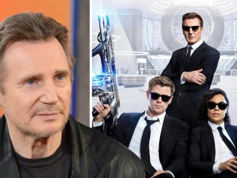 Men In Black fans threaten to boycott film unless Liam Neeson is scrapped following 'black b*****d' comments