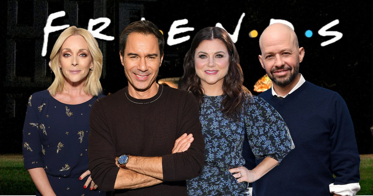 From Tiffani Thiessen to Eric McCormack – who was almost cast in Friends?