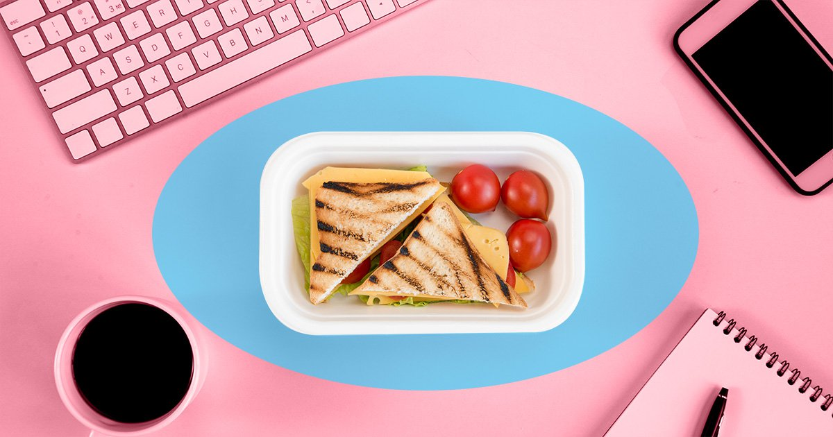 British workers' average lunch break lasts just 31 minutes