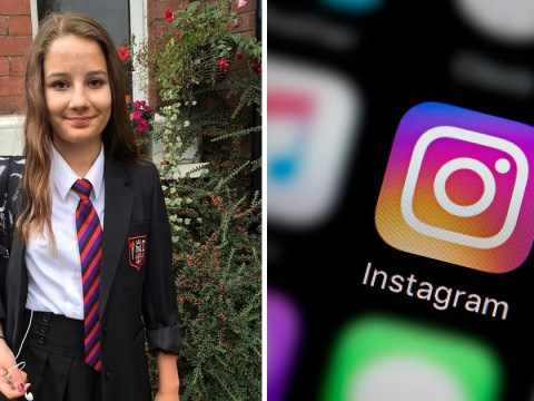 Instagram vows to remove all self-harm content after girl, 14, killed herself