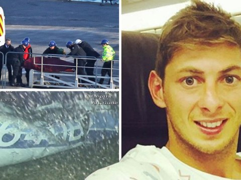 Body pulled from plane wreckage confirmed to be Emiliano Sala
